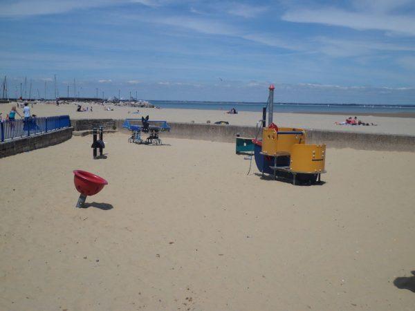 Appley Beach Play Park