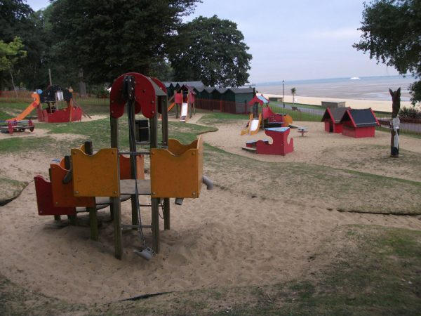 Appley Safe Sandy Play Park