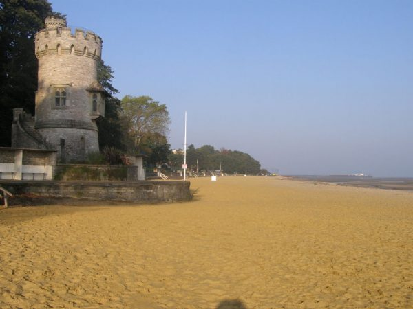Appley Tower By The Beach