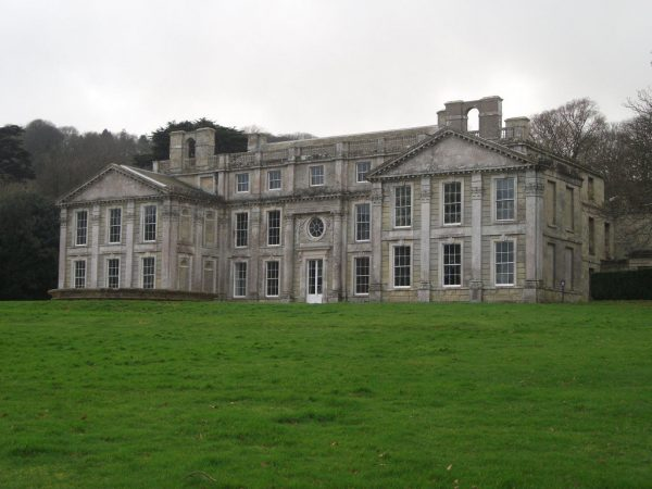 Appuldurcombe House Front View