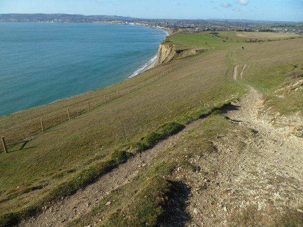 Culver Down Cliff Walk