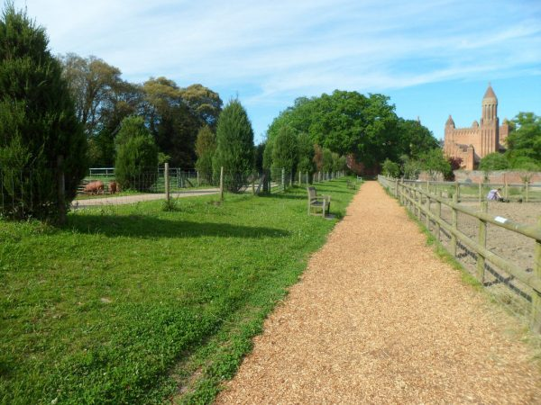 Quarr Abbey Monastery
