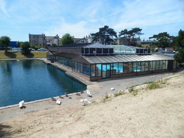 Ryde Swimming Pool Open Roof