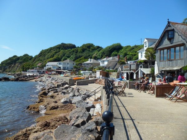Steephill Cove Restaurants