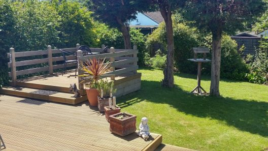 Wightsands Decking
