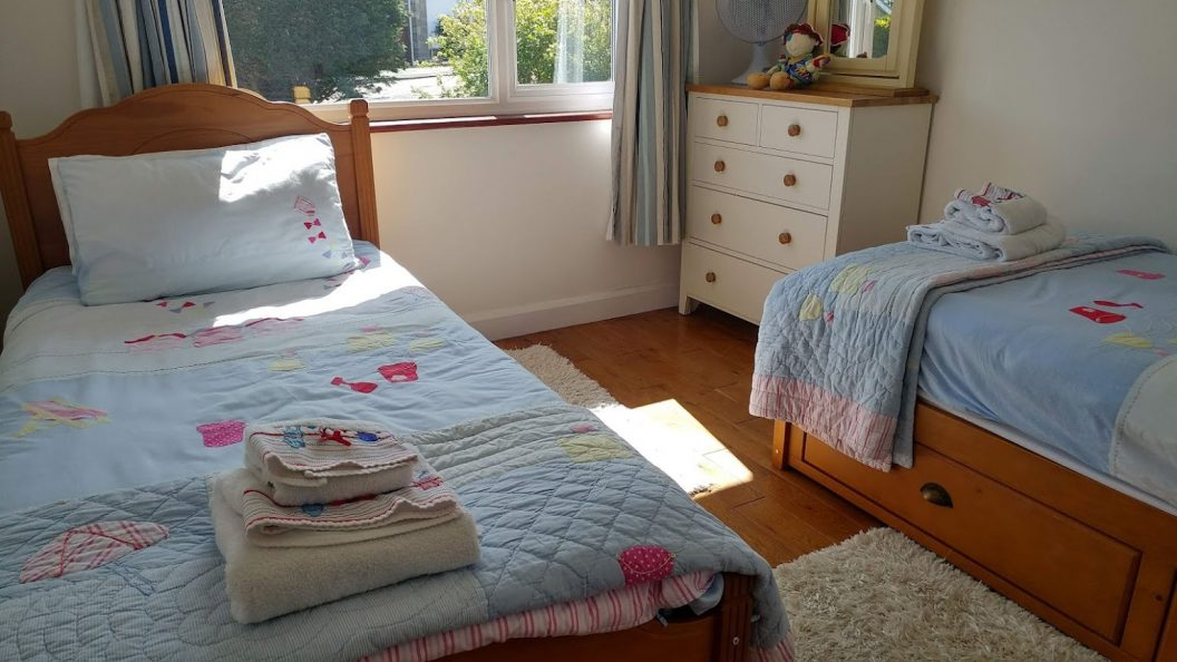 Wightsands Twinroom